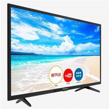 "Smart TV 32"" LED Panasonic HD, 2 HDMI, 2USB - TC-32FS500"