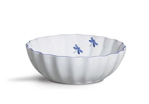 Tigela Demoiselle em Ceramica Grande - 3L