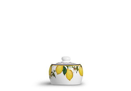 Açucareiro Sicilia em Ceramica
