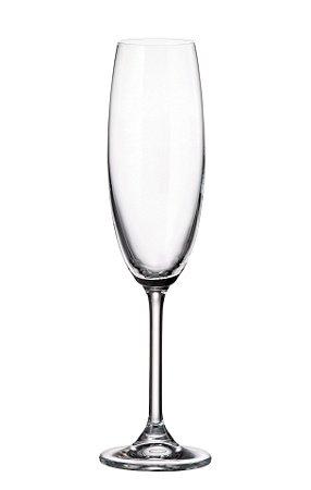 Taça de Champagne de Cristal Ecológico Sommelier 220 ml