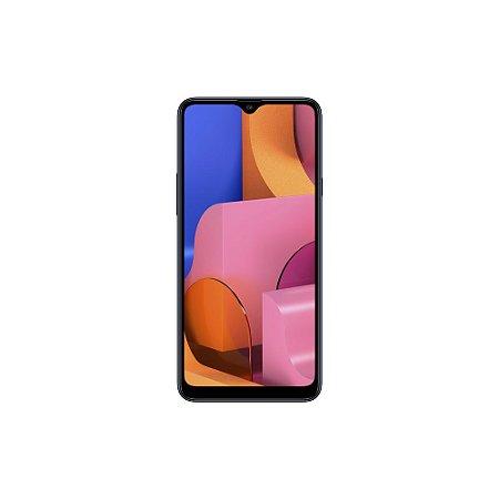 Samsung A20S 32GB Dual, Android 9.0, Câmera 13MP+5MP+8MP - Azul