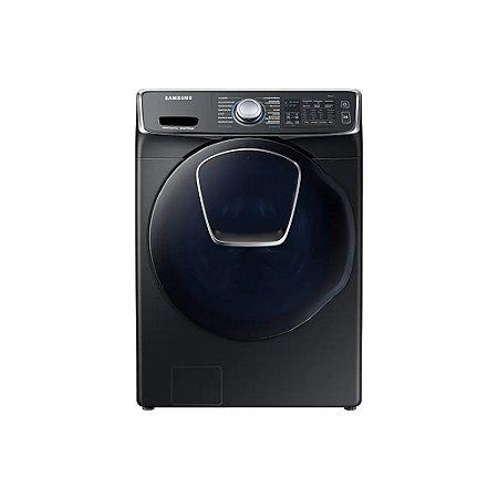 Lava e Seca Samsung WD9500NK, 16 kg, com Porta Frontal e Auto Dispenser, Preta - WD16N8750KV/AZ 127V