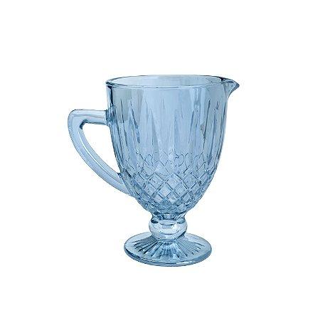 Jarra de Vidro Greek Azul 1L