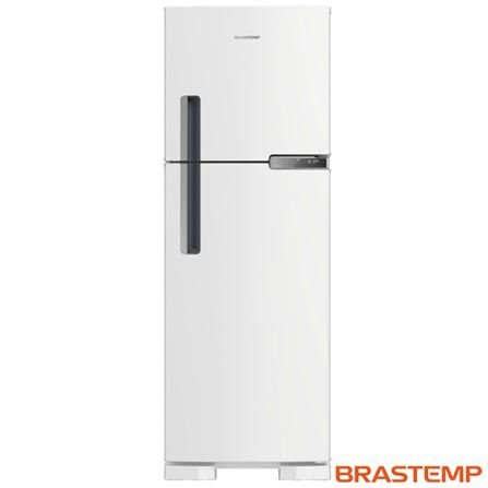 Refrigerador de 02 Portas Brastemp Frost Free com 375 Litros e Painel Eletrônico Branco - BRM44HB - 110V