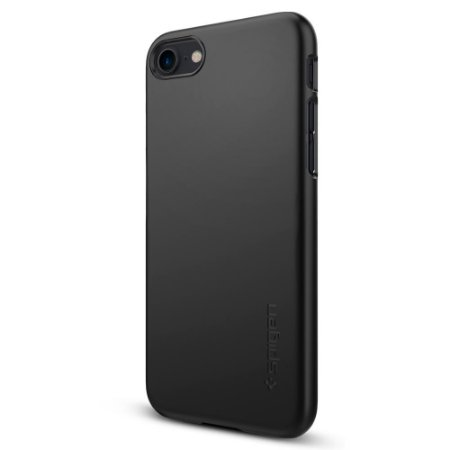 CAPA PARA IPHONE 7/8 THIN FIT BLACK SPIGEN