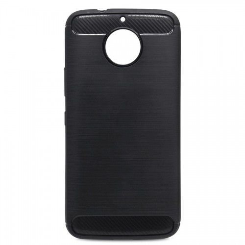 CAPA PARA MOTO G5S PLUS ULTRA SLIM FIT BLACK