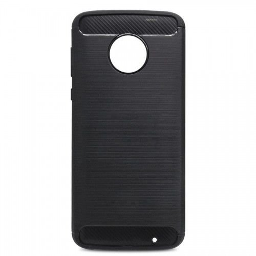 CAPA PARA MOTO G6 PLUS ULTRA SLIM FIT BLACK