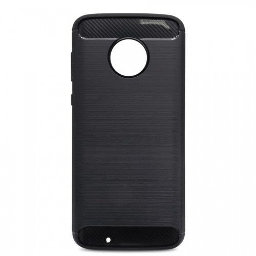 CAPA PARA MOTO G6 ULTRA SLIM FIT BLACK