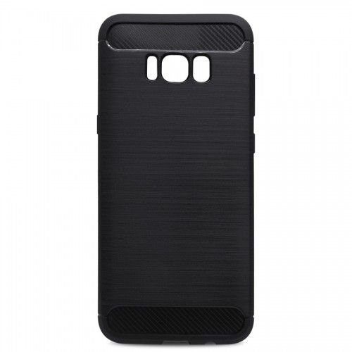 CAPA SAMSUNG GALAXY S8 PLUS ULTRA SLIM FIT BLACK