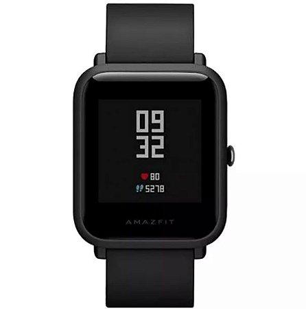 Relógio Xiaomi Amazfit Bip Sport - Preto