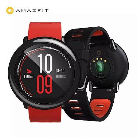 Relógio Smartwatch Xiaomi Amazfit Pace A1612 Versão Global Preto