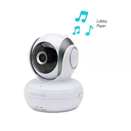 Babá Eletrônica Motorola Mbp33xl Tela 3.5 Video Baby Monitor