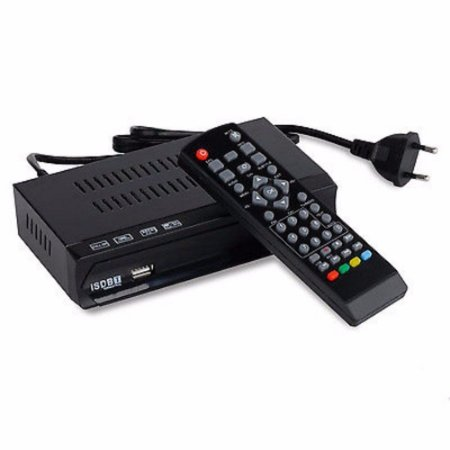 Conversor Digital HD ISDBT Terrestrial
