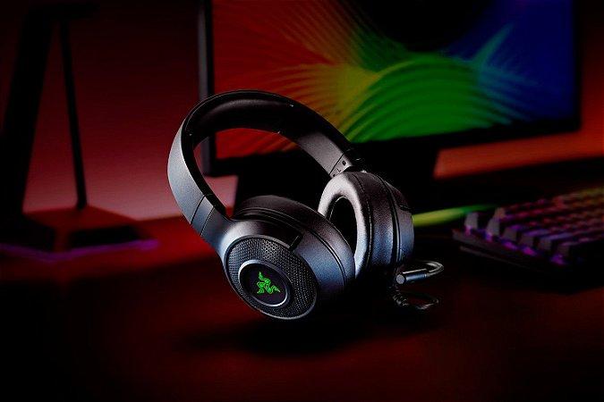 Fone de Ouvido Headset Gamer Razer Kraken X USB