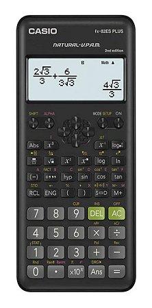Calculadora Científica Casio Fx- 82 ES PLUS com 252 Funções