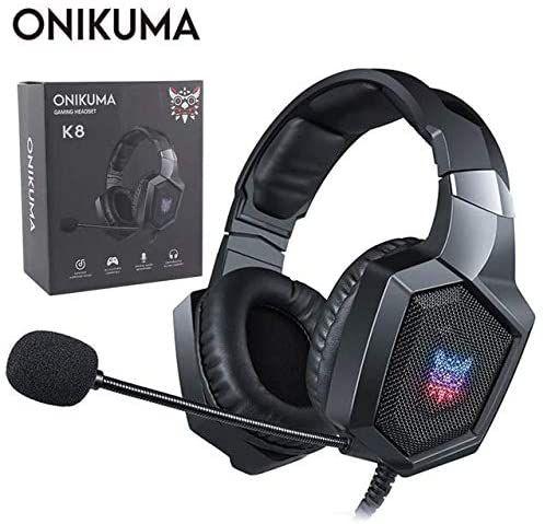 Headset Gamer Onikuma K8