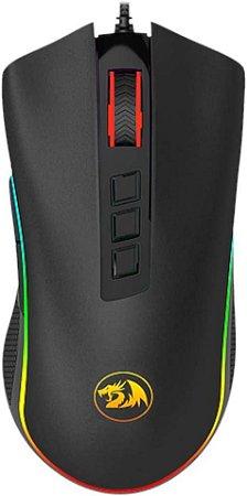 Mouse Gamer Cobra Chroma M711 10.000 Dpi Rgb 7 Botões Programáveis