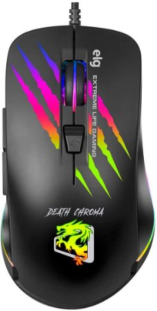 Mouse Gamer Elg Death Chroma