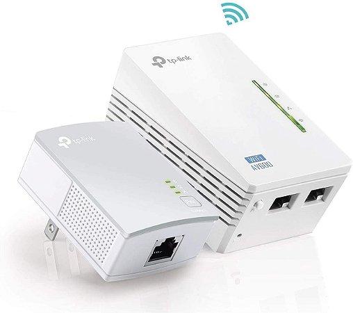 TP-LINK TL-WPA4220 KIT AV600 POWERLINE WIFI KIT