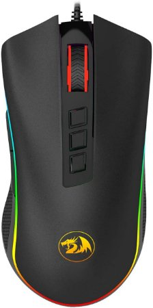 Mouse Gamer Redragon King Cobra M711-fps Rgb 24000 Dpi
