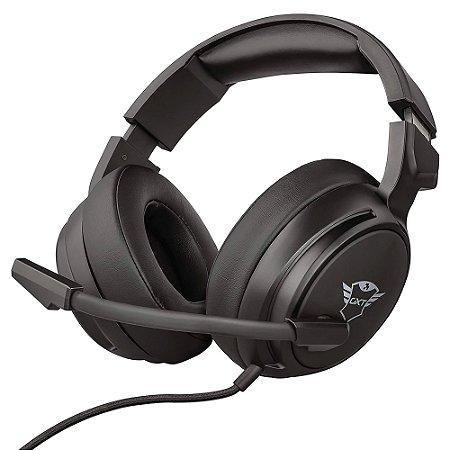 Headset Gamer Trust GXT 433 Pylo, Drivers 50mm