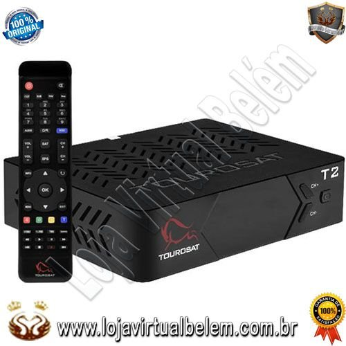 Tourosat T2 4K Ultra HD Wifi