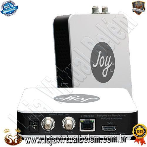 Receptor Duosat Joy HD Full HD USB/ HDMI/ Wifi