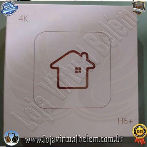 Receptor HTV Box 6 + Plus 16Gb Bivolt Iptv Wifi
