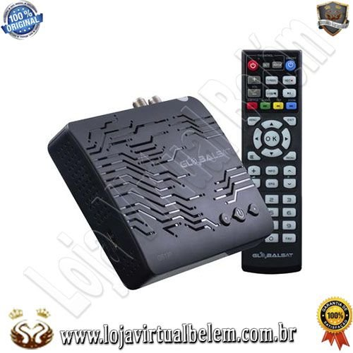 Globalsat GS-130 Full HD Vod Wifi