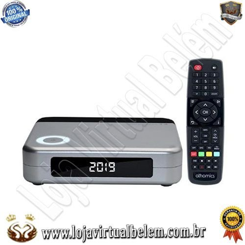 Athomics S3 Full HD/WiFi Bivolt