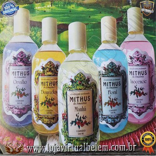 Mithus da Amazonia caixa com 12 unidades 500ml