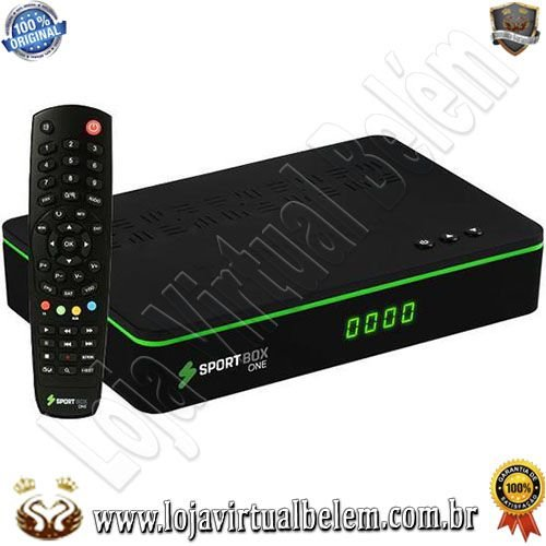 Sportbox-One Full HD  IPTV - SKS/IKS