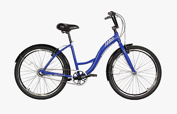 Bicicleta Woie Urbana Com Roda Livre