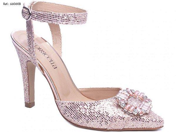 Sapato Scarpin Ref.66060B