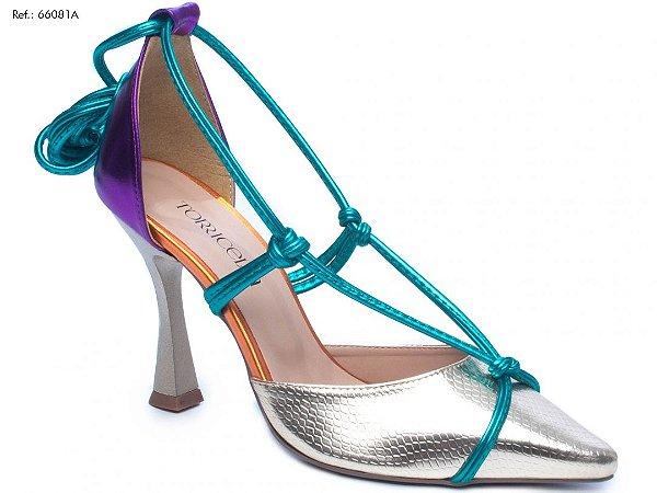 Sapato Scarpin Ref.66081A