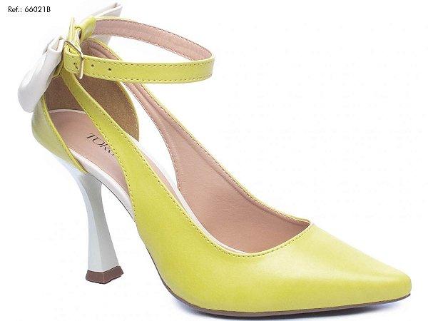 Sapato Scarpin Ref.66021B