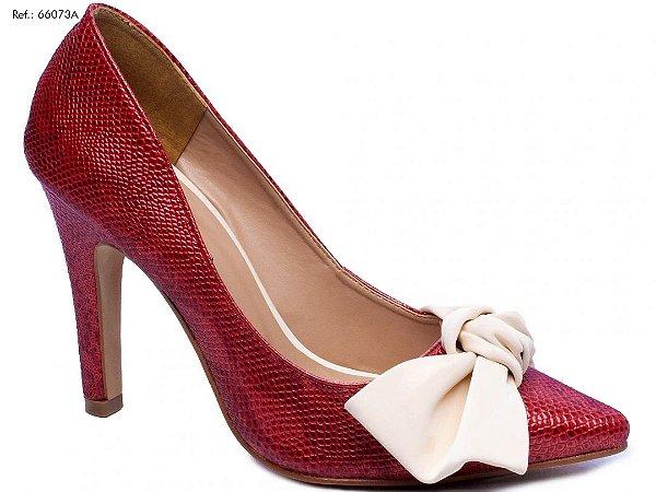 Sapato Scarpin Ref.66073A