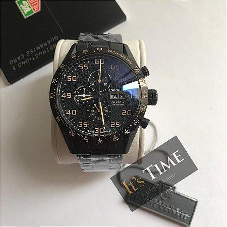 91eeb36c710 Relogio Tag Hauer 3956 - It s Time Relógios
