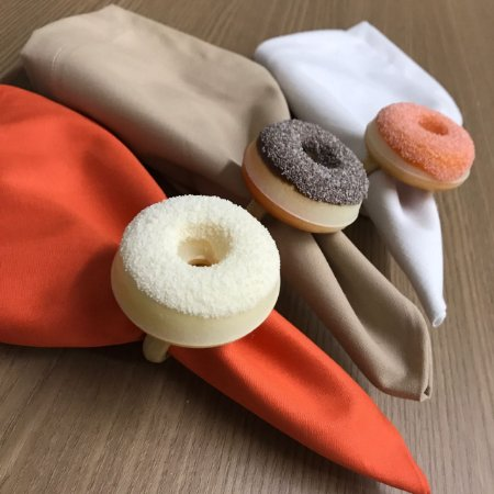 Porta Guardanapo Donuts
