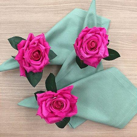 Porta Guardanapo Rosa M Pink