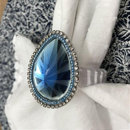 Porta Guardapos Pedra Azul