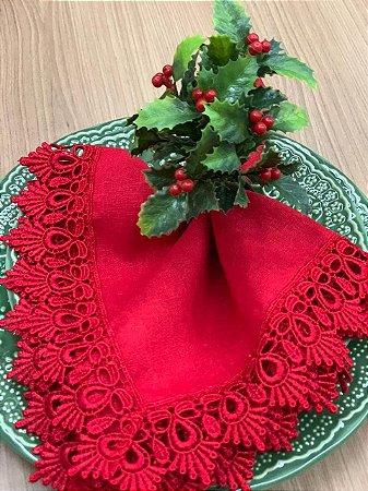 Porta Guardanapo Berry Natal