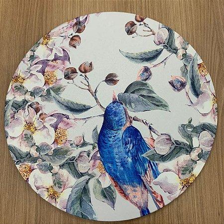 Capa para Sousplat Pássaro