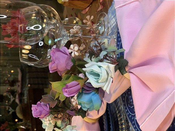 Porta Guardanapo Bouquet R&A