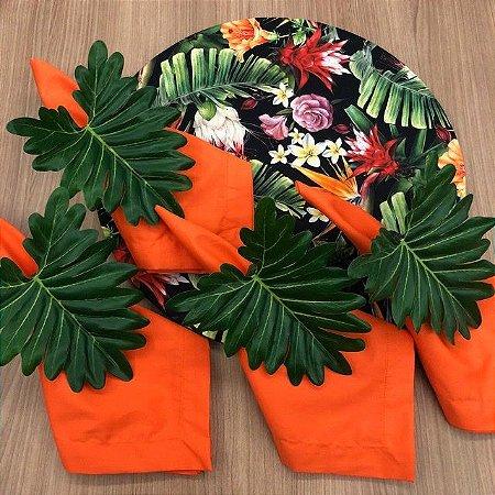 Kit 4 lugares laranja