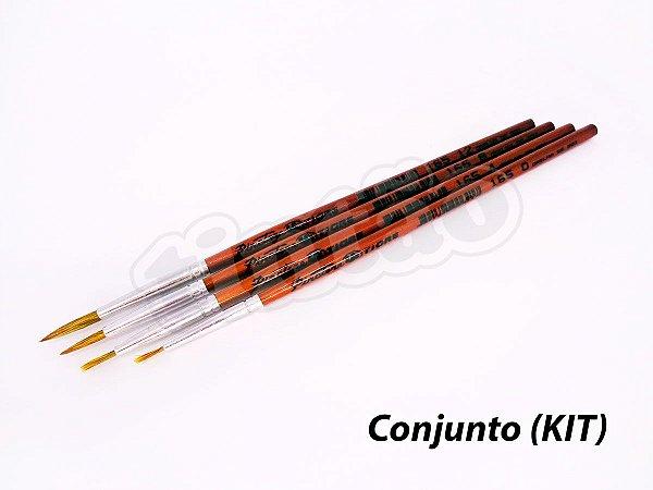 Kit para Pintura Aquarela 6245 - 4 peças (Pinctore/TIGRE)