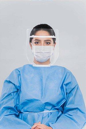 Protetor Facial com Elástico
