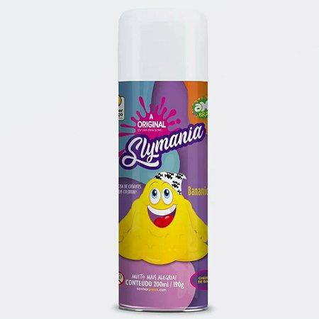 ESPUMA SLIME BANANICO AMARELO - 200ML