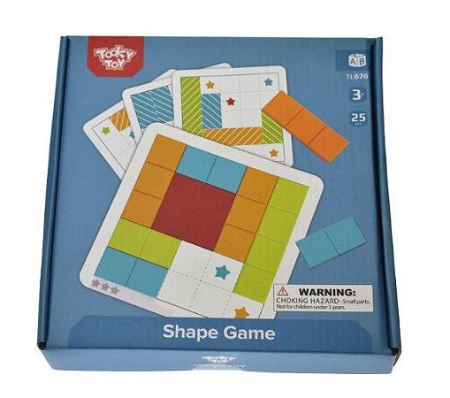SHAPE GAME - TETRIS
