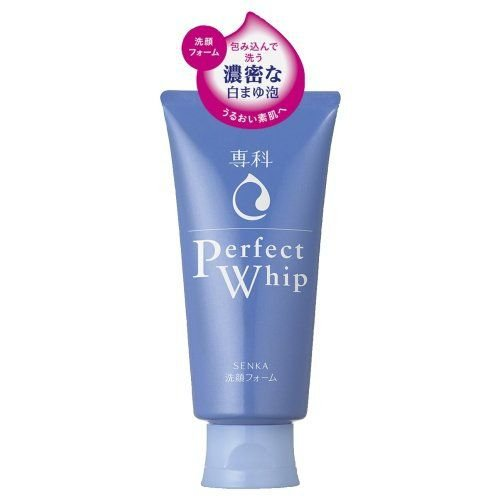 Shiseido Senka Perfect Whip 120 g
